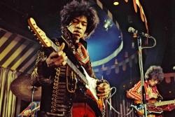 Jimi Hendrix 高清图片
