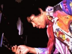 Jimi Hendrix 图片