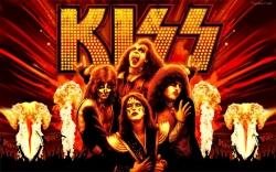 KISS 乐队壁纸