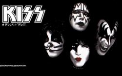 KISS 乐队桌面壁纸