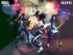 KISS乐队壁纸