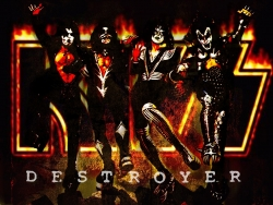 KISS 海报图片