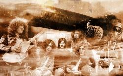 齐柏林飞艇乐队图片