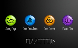 Led Zeppelin齐柏林飞艇乐队图片