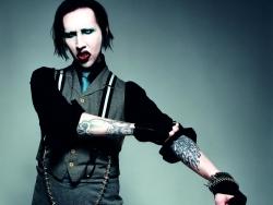 Marilyn Manson曼森高清图片