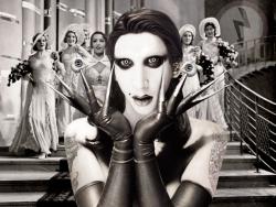 Marilyn Manson乐队桌面背景