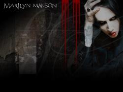 Marilyn Manson曼森乐队图片