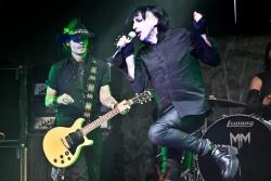 Marilyn Manson曼森乐队壁纸