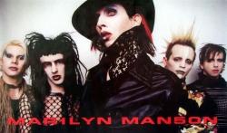 Manson高清壁纸