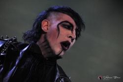 Manson乐队桌面壁纸
