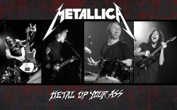Metallica乐队高清大图