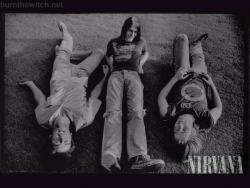 Nirvana乐队桌面壁纸