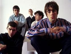 Oasis乐队桌面壁纸