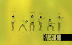Radiohead电台司令高清壁纸