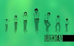 Radiohead桌面壁纸
