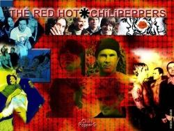 红辣椒乐队海报图片