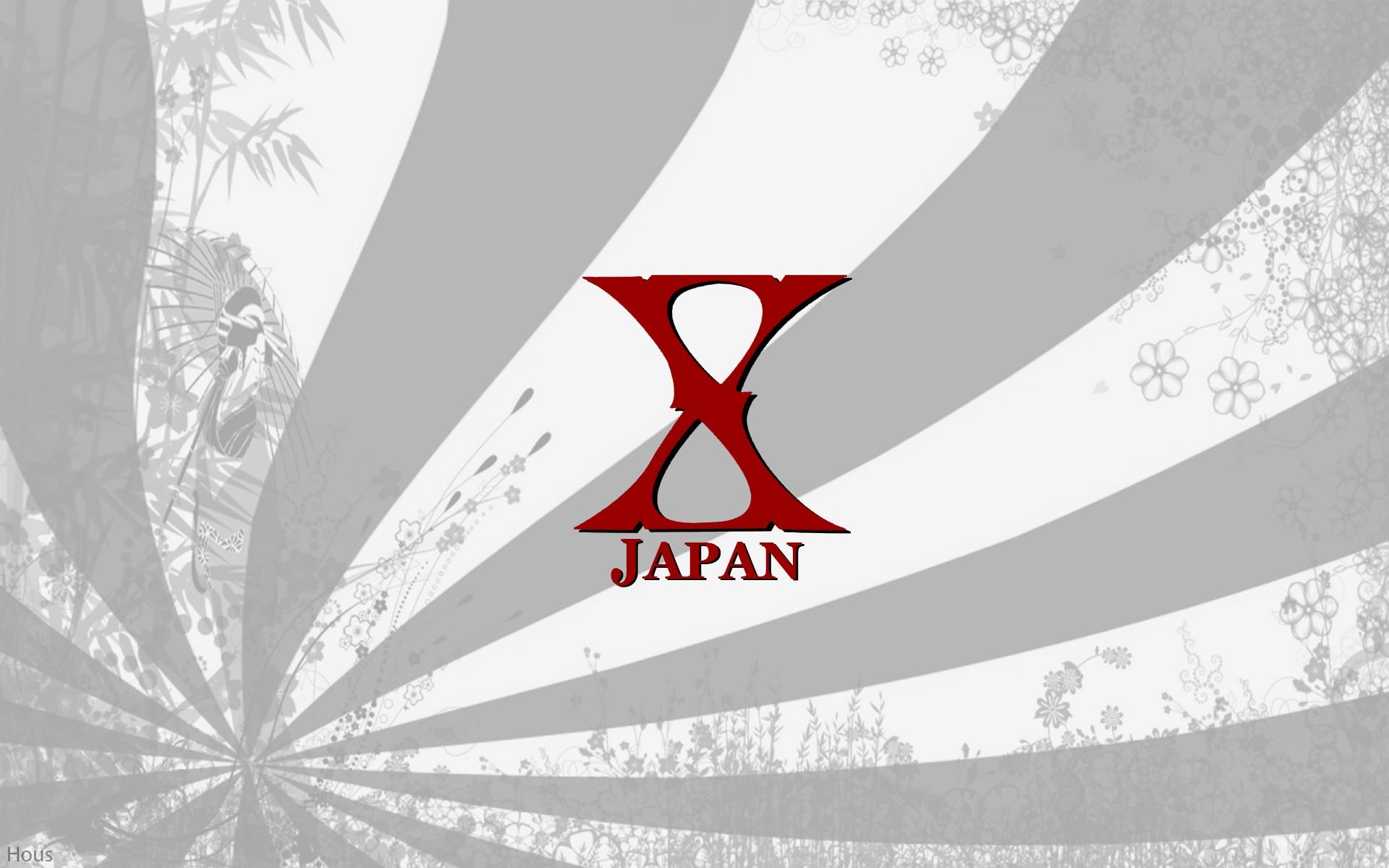X-japan桌面壁纸