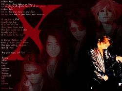 X-japan桌面背景