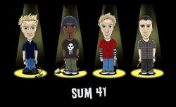 Sum41乐队壁纸