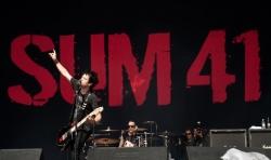 Sum41乐队图片