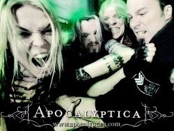 Apocalyptica基督启示录乐队壁纸