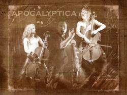 Apocalyptica乐队图片