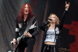 Arch Enemy乐队图片