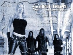 Arch Enemy海报图片