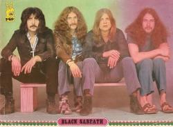 Black Sabbath乐队桌面背景