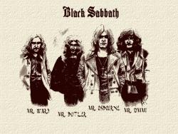 Black Sabbath高清图片