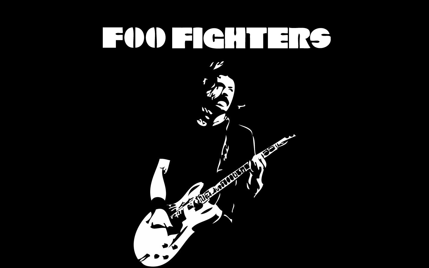 Foo Fighters高清壁纸