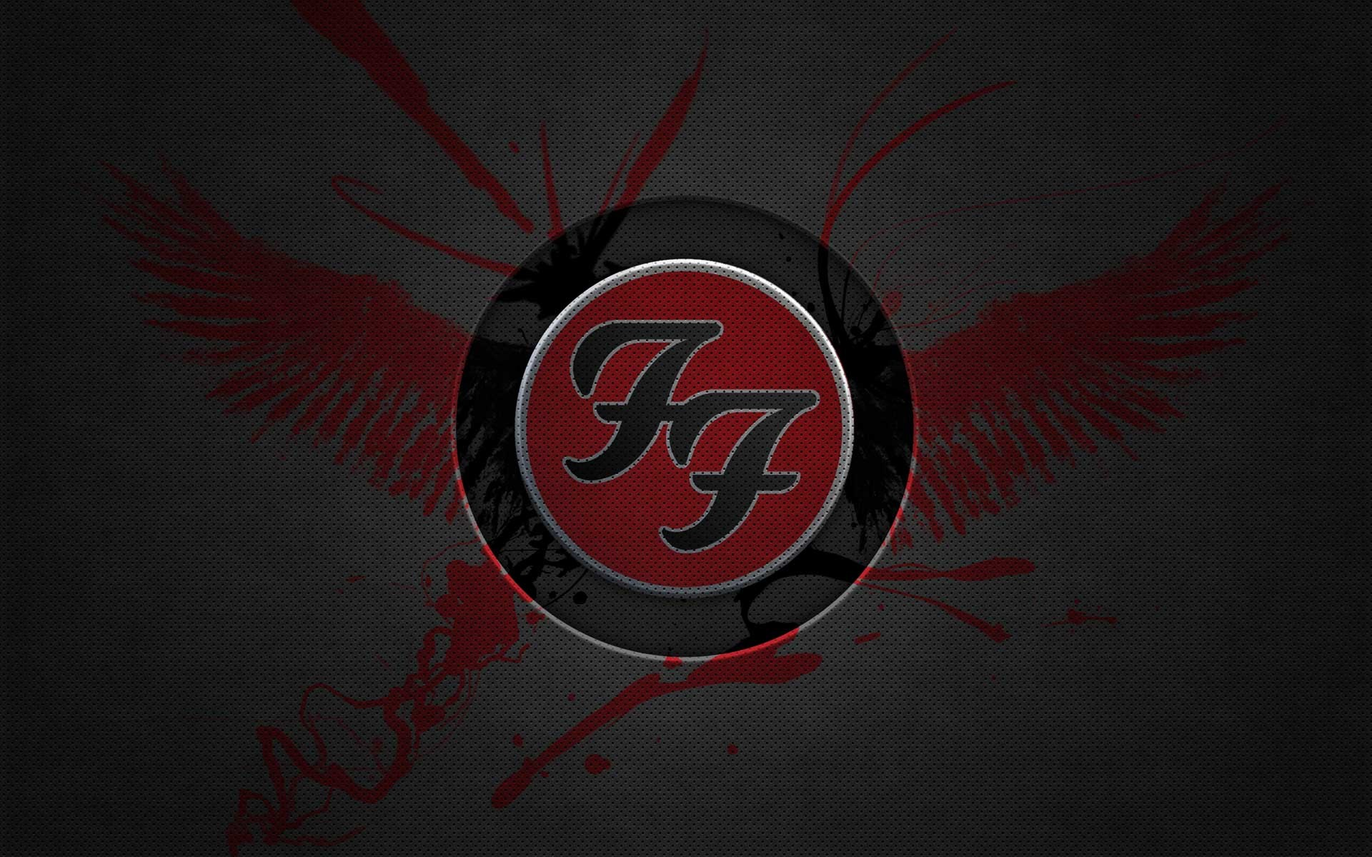 Foo Fighters桌面壁纸