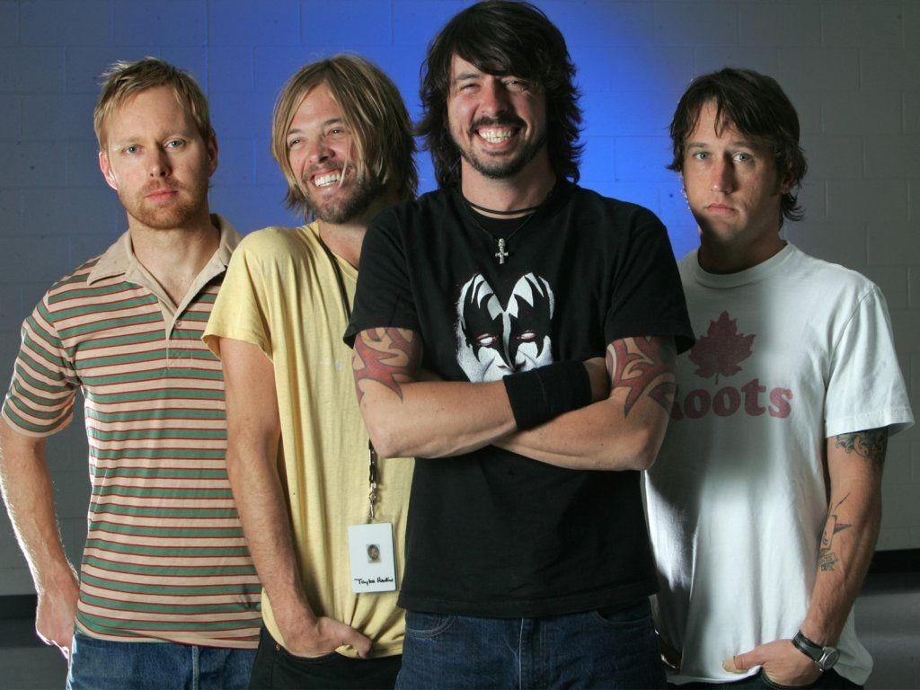 Foo Fighters图片