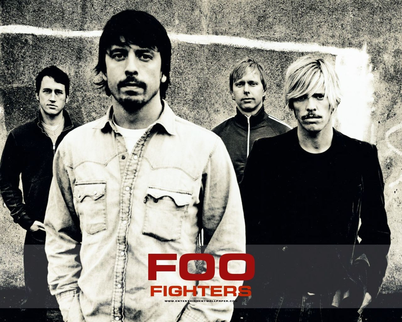 Foo Fighters乐队壁纸