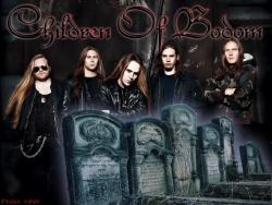 Children of Bodom博多之子乐队壁纸