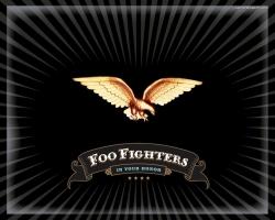 Foo Fighters乐队桌面壁纸