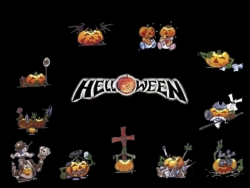 Helloween 海报图片
