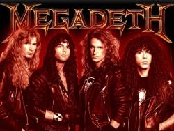 Megadeth桌面背景