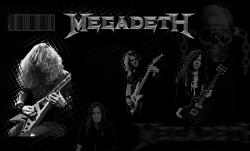Megadeth乐队桌面壁纸