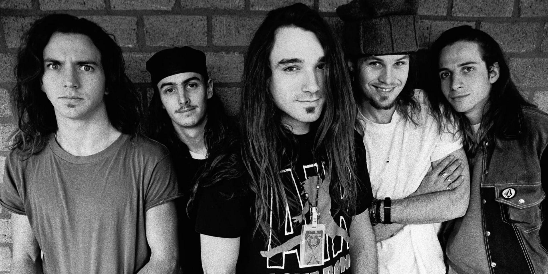 Pearl Jam珍珠酱乐队壁纸