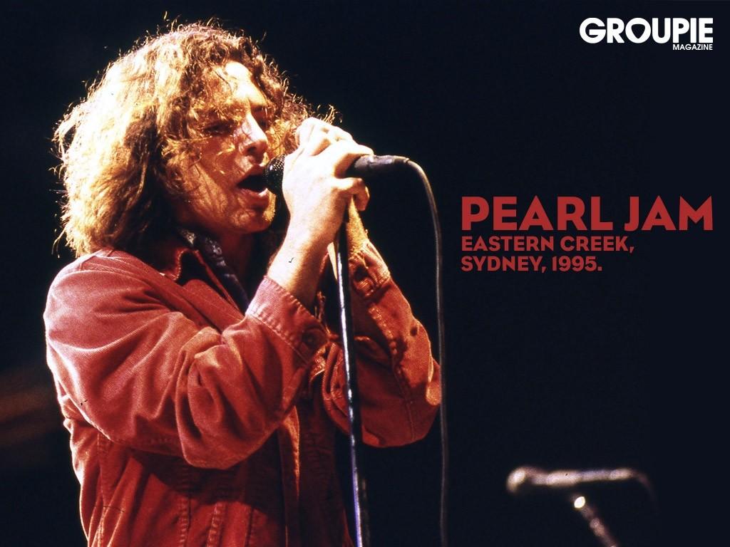 Pearl Jam高清大图