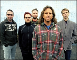 Pearl Jam桌面背景