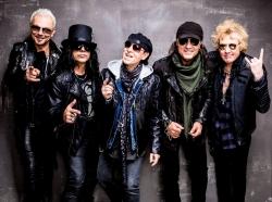 Scorpions乐队桌面壁纸