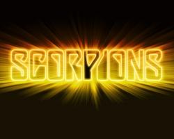 Scorpions乐队logo壁纸