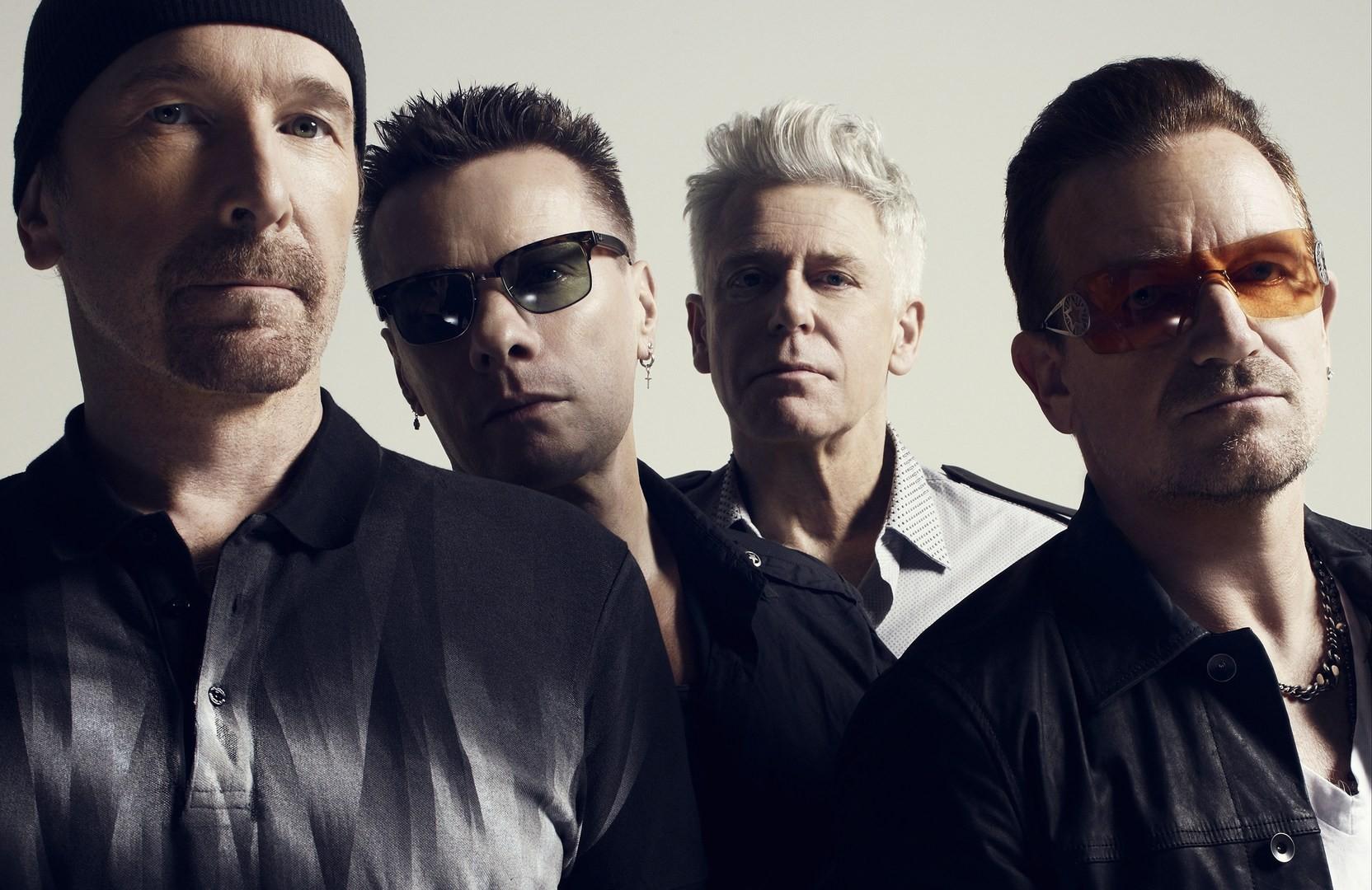 U2乐队高清大图