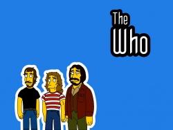 The Who乐队壁纸