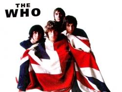 The Who桌面壁纸