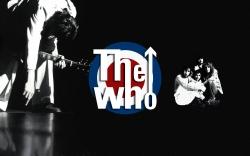 The Who乐队桌面背景