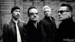 U2乐队桌面壁纸