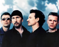 U2乐队图片
